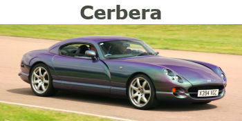 TVR Cerbera Gallery - 4.2 and 4.5 photos