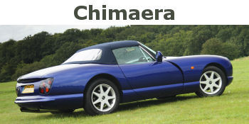 TVR Chimaera Gallery - 400 HC and 500 HC photos