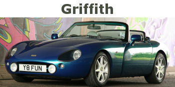 TVR Griffith Gallery - 500 SE photos