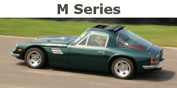 The TVR M Series Gallery - 3000m Anniversay, Taimar and 3000S photos