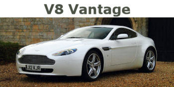 Aston Martin V8 Vantage Photos