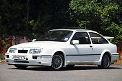 Ford Seirra RS Cosworth - MyFavouritePhotos.Com