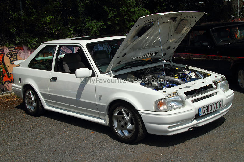 Ford escort rs turbo gallery